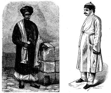 Indiska köpmän.