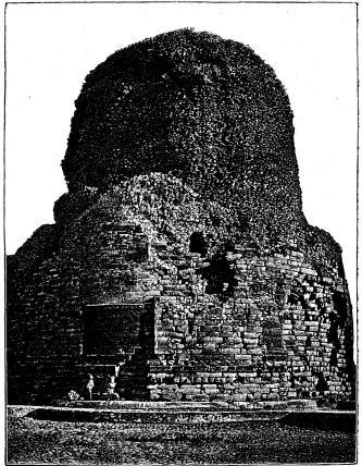 Buddhatornet i Sarnath.