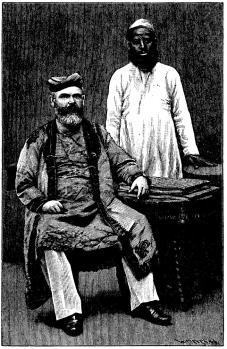 Abdul, min muhammedanske betjänt och tolk.