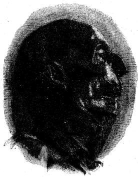 Ramses II:s mumie.