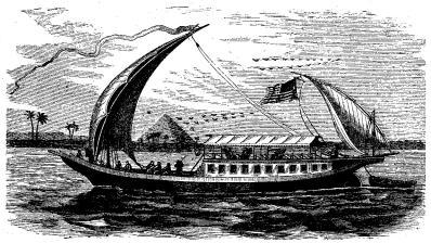 Nilbåt.