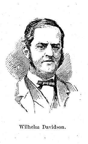 Wilhelm Davidson.