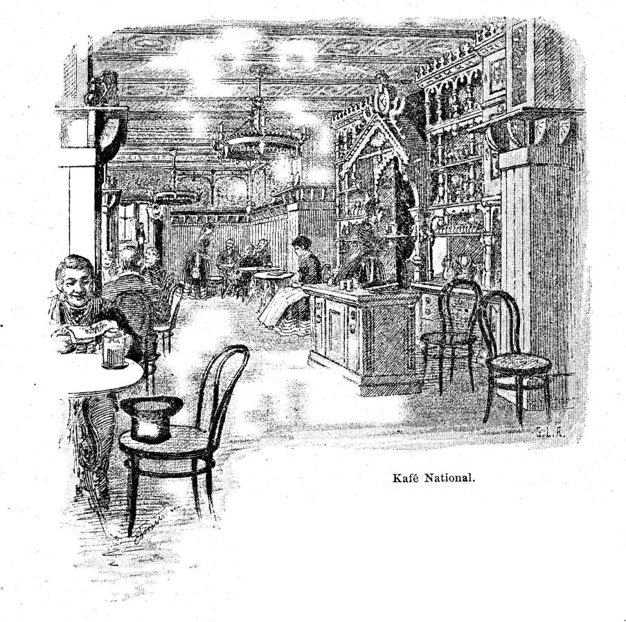 Kafé National.