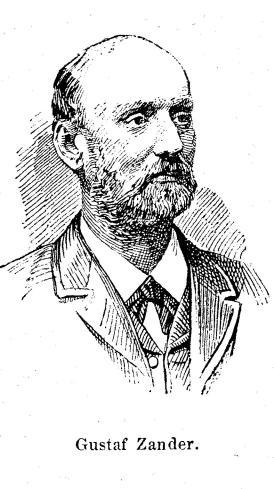 Gustaf Zander.