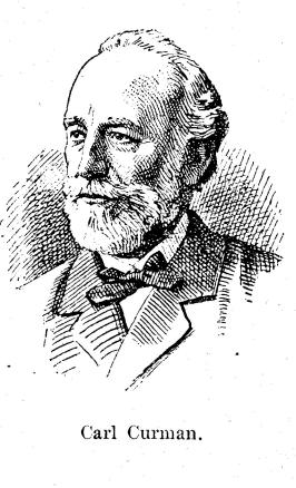 Carl Curman.
