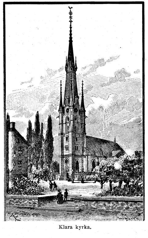 Klara kyrka.