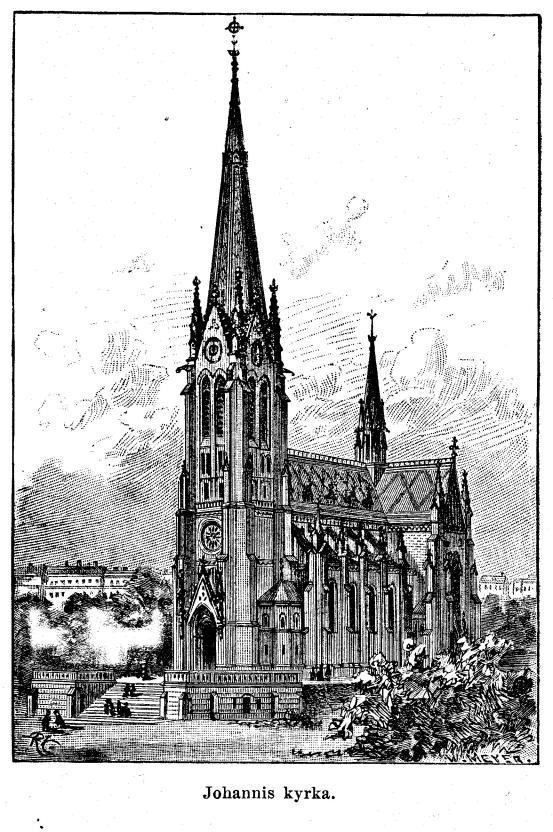Johannis kyrka.
