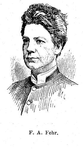 F. A. Fehr.