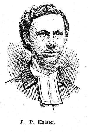 J. P. Kaiser.