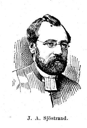 J. A. Sjöstrand.