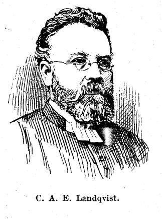 C. A. E. Landqvist.