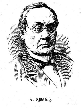 A. Sjöding.