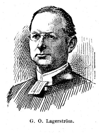 G. O. Lagerström.