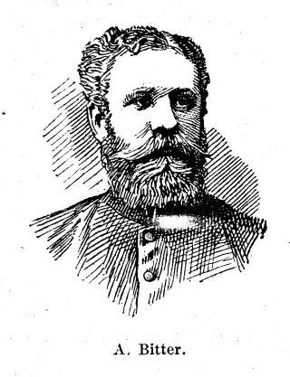 A. Bitter.