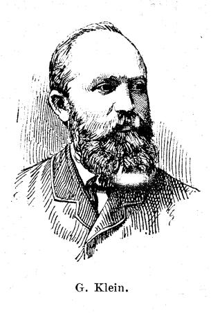 G. Klein.
