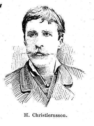 H. Christiernsson.