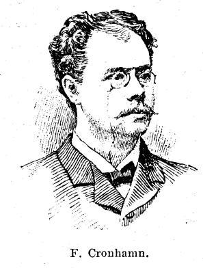 F. Cronhamn.