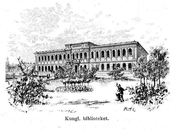 Kungl. biblioteket.