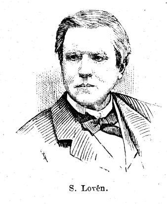 S. Lovén.
