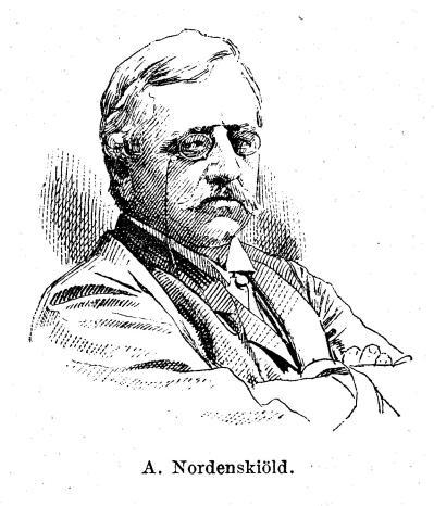 A. Nordenskiöld.