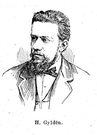 H. Gyldén.