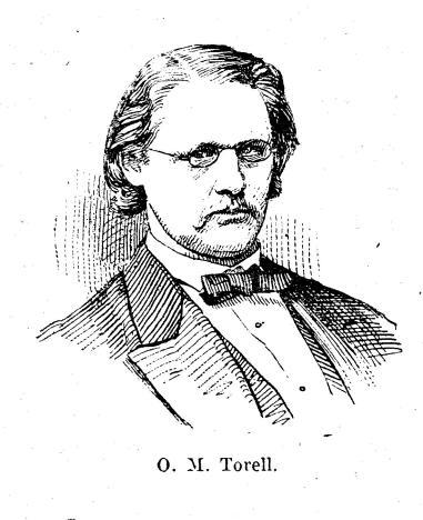 O. M. Torell.