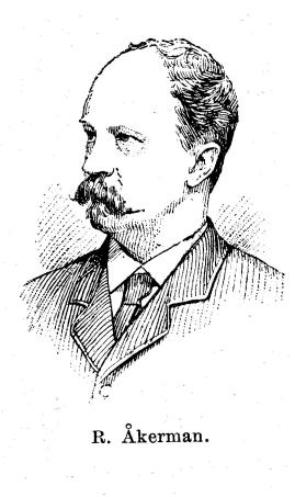 R. Åkerman.