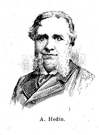 A. Hedin.