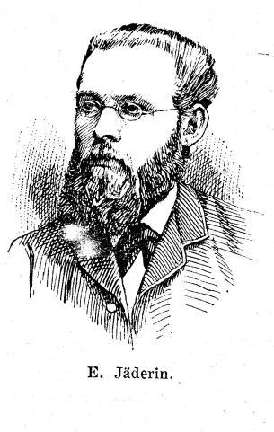 E. Jäderin.
