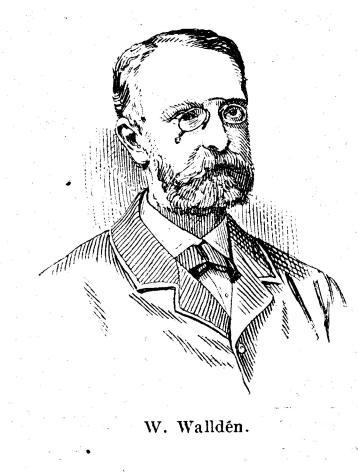W. Walldén.