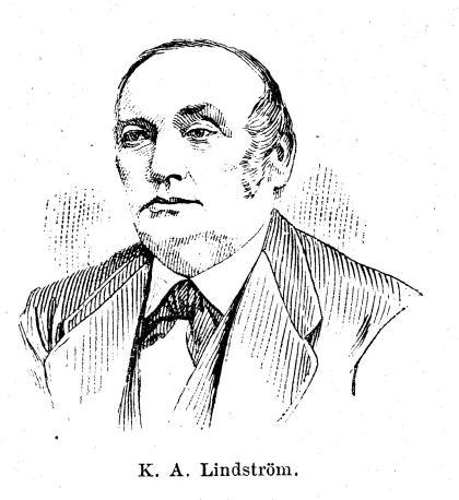 K. A. Lindström.