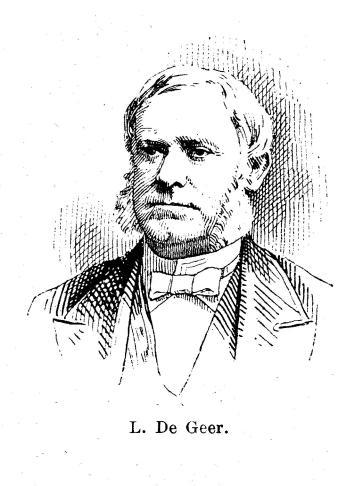 L. De Geer