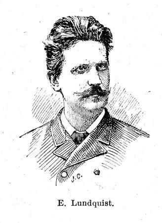 E. Lundquist.