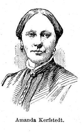 Amanda Kerfstedt.