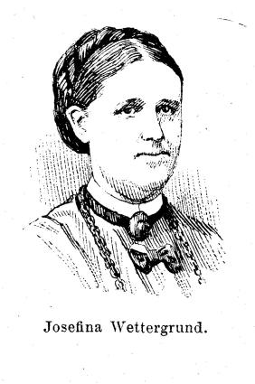 Josefina Wettergrund.