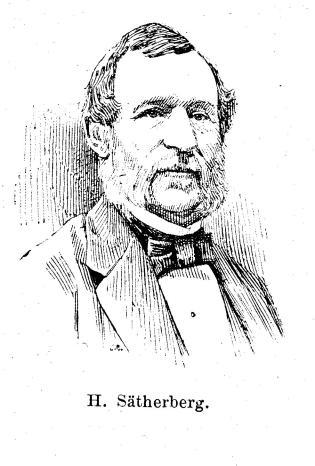 H. Sätherberg.