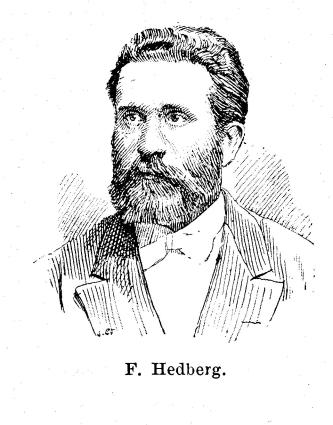 F. Hedberg.