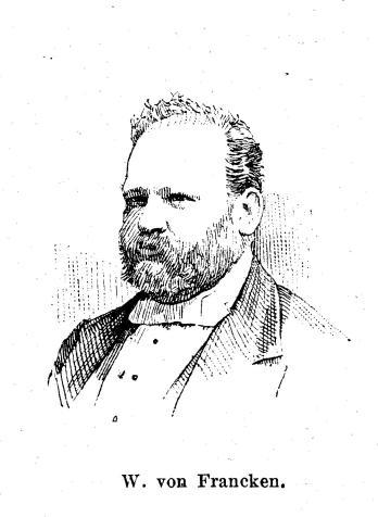 W. von Francken.