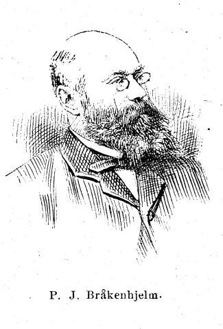 P. J. Bråkenhjelm.