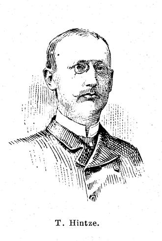 T. Hintze.