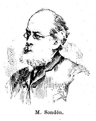 M. Sondén.