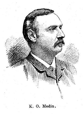 K. O. Medin.