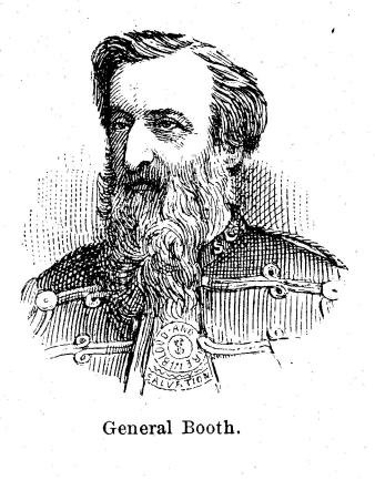 General Booth.