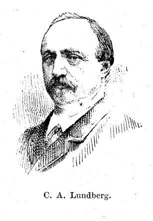 C. A. Lundberg.