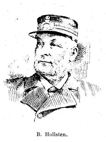 B. Hollsten.