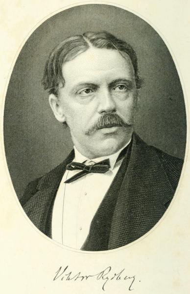 Viktor Rydberg.