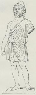 Fig 1. Bronzestatuette<bi Wien.