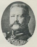 P. v. Hindenburg.