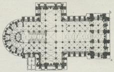 Fig. 2. Grundplan af Kölner-Dom.