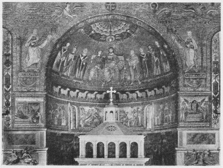 Fig. 2. Tidlig middelalderlig Kirkemosaik (Rom).
